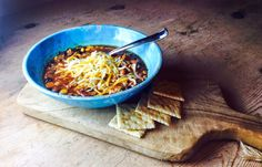 Food Fitness by Paige: Chicken Chili Stew