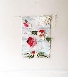 bordado-tapecaria-decoracao-tendencia-pinterest-2016 (Foto: Reprodução/Pinterest)