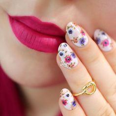 30 Fotos con decoración de uñas 2014   Decoración de Uñas - Manicura y NailArt