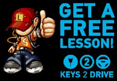 Keys2Drive is a driving lesson with an instructor-Check it out!