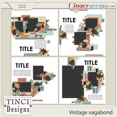 Vintage vagabond - CT