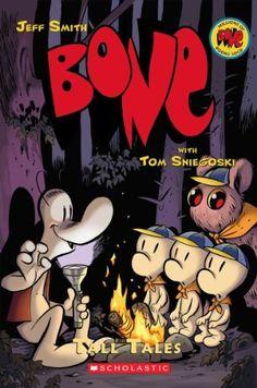 BONE: Tall Tales by Tom Sniegoski