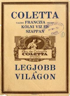 Coletta - legjobb a világon (1923) http://hdl.handle.net/2437/190056