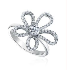 14 Favorite New Finds in Engagement Rings: FROM MEMOIRE . .