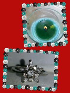 Ring #4 From my Cuddle Diamond Candle  #DiamondCandles