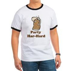 Party Har-Hard Beer T-Shirt