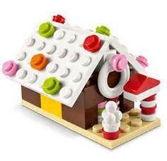 LEGO - 40105 Gingerbread House - December 2014 Mini Build Set - New/Sealed Bag #LEGO
