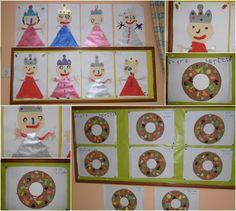 dia de reis Xmas Crafts, Advent Calendar, Holiday Decor, Frame, 1, Penguins, Snowman, Xmas, Ideas