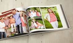 Groupon - 20-Page Custom Classic or Deluxe Photo Book from MyPublisher (Up to 78% Off)   in Online Deal. Groupon deal price: $10