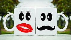 Eyes looking at each other cute funny His and Hers set 11oz ceramic coffee mug cup JS Artworks http://www.amazon.com/dp/B00N0B3KPS/ref=cm_sw_r_pi_dp_Hdgeub0DSMR6X
