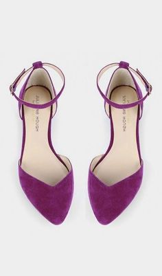 3a1578b2ae44  Classic  Flat shoes Flawless Shoes Fashion Purple Flats