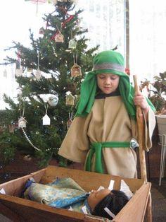 Simple Shepherd's Costume