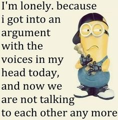 Funny Minion quotes funny 014