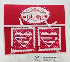Image result for valentine dies for cards