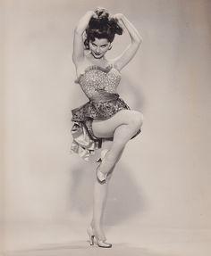 Debra Paget; daaaayum!