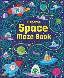"""""""Space maze book"""" at Usborne Books at Home Organisers Sam Smith, Kids Activity Books, Book Activities, Space Books For Kids, Maze Book, Learning Express, Maze Game, Astronauts In Space, Book Layout"""