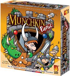 #Munchkin Products #SJGames #MerchandiseMonday