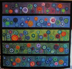 Tuffimoms Quilts: Art Festival Project
