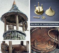 Fantasy terrain by Tabletop World (14th September 2013: Blacksmith's Forge released) - Forum - DakkaDakka | Play like you've got a pair of Dakkas.