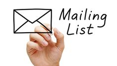 Consumers email list and Business email list. USA and World Wide email lists. Buy email list for marketing. Buy email list by zip code. Email Marketing Lists, E-mail Marketing, Direct Marketing, Marketing Digital, Internet Marketing, Online Marketing, Content Marketing, Affiliate Marketing, Email Newsletters