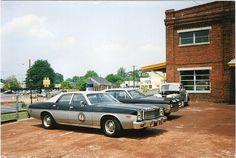 Old NCSHP cars