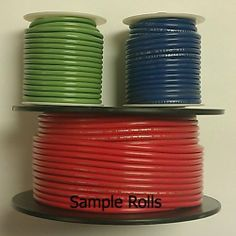 VIOLET 18AWG Stranded 600V Hook Up Wire - 100' Roll by GPW. $21.49