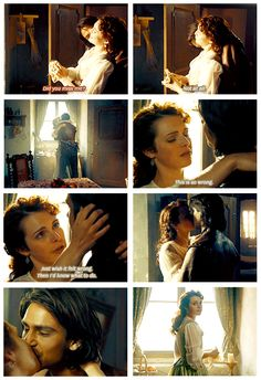 So wrong, yet so right… Constance and D'Artagnan (The Musketeers - 1x08 - The Challenge)