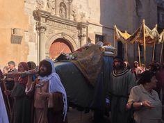 Procesión entierro de la Virgen noviembre 2014