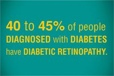 Early diabetic eye disease has no early warning signs.  Vision may not change until the disease becomes severe.  With early detection and timely management, the risk of blindness from diabetic eye disease can be reduced. Diabetes Care, Pink Eye Home Remedies, Diabetic Eye Disease, Eye Facts, Laser Eye Surgery, Diabetic Retinopathy, Diabetes Information, Eye Doctor, Eyes