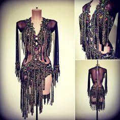 #abrahammartinez #dress #dance #latin #cristal #vitrailmedium #swarovski #design #designer #forsale FOR SALE!!