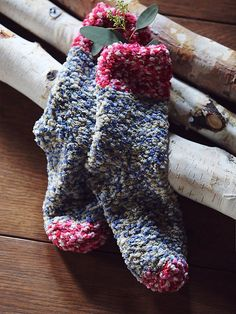 Free People Vancouver Slipper Sock at Free People Clothing Boutique