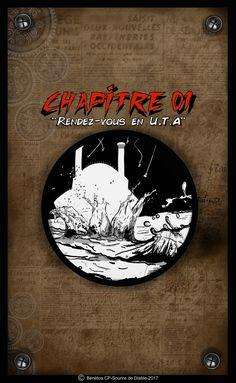 Sourire de Diable-Webcomic chapitre 01