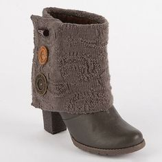 MUK LUKS Chris Spat Booties - Womens  Cute and affordable!