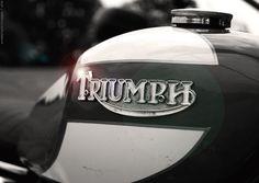 Triumph by Steve Shelley, via 500px