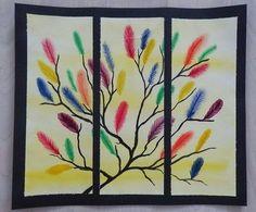 Crafts To Make, Crafts For Kids, Arts And Crafts, Easter Art, Easter Crafts, Kids Room Art, Art For Kids, Montessori Art, Spring Tree