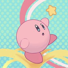 Kirby Mangaka