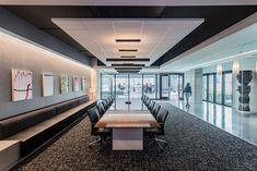 A Tour of Sacramento Kings' New Sacramento HQ - Officelovin'
