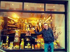 Mijn eigen chocolade winkel