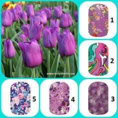 Tulips                   www.Dawn_woodring.jamberrynails.net