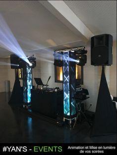 Dj Animation, Location, Events, Lighting, Home Decor, Decoration Home, Light Fixtures, Room Decor, Lights