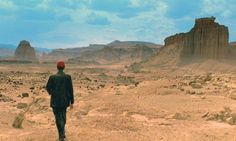 Paris, Texas (Still from Wim Wenders movie, 1984)