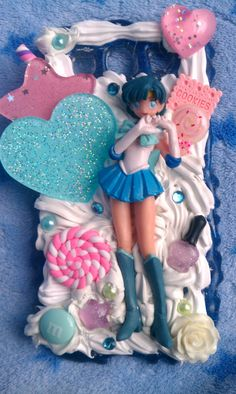 Ready To Ship Inspired by Sailor Moon Kawaii by TiffyCuppyCake, $50.00