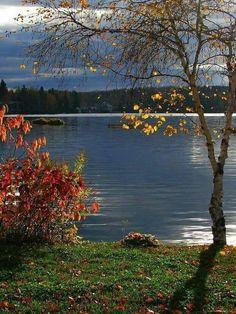 I wish you a Peaceful Autumn...