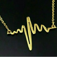 Heartbeat fashion necklace Heartbeat fashion necklace Jewelry Necklaces