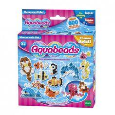 EPOCH AQUABEADS Meereswelt Set mit 600 Perlen 79338 - Bonuspunkte sammeln, Rechnungskauf, DHL Blitzlieferung!