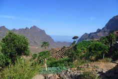 Montagnes et vallées de Santo Antao - La Balaguère Cap Vert, Nature, Travel, Mountains, Naturaleza, Viajes, Traveling, Natural, Tourism