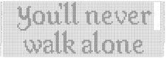 Babsy design YNKA ( you`ll never knit alone ): GRATIS mønster på mitt LFC vognteppe