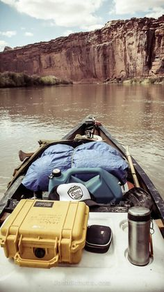 Bucket list canoe trip
