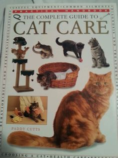 Complete Guide to Cat Care by Paddy Cutts (2000, Paperback) free shipping