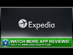 Expedia Hotels and Flights iPhone App - Best iPhone App - App Reviews #iphone #apps #appreviews #IUTA